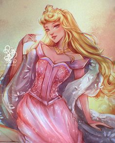 """ROY THE ART on Instagram: """"🌟AURORA🌟  _DISNEY PRINCESS FANART_  Today I want to introduce to everyone Aurora, the third Disney princess of the collection. She is also…"""""""