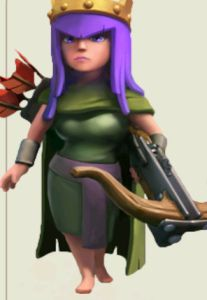 archer queen clash of clans Clash Of Clans Troops, Clash Of Clans Account, Coc Clash Of Clans, Clash Of Clans Cheat, Clash Of Clans Free, Clash Royale Drawings, Clas Of Clan, Archer Queen, Barbarian King