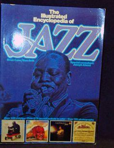 The Illustrated Encyclopaedia of Jazz Hardcover – November 1986 for sale online Christmas Shopping Online, We Remember, Jazz, Musicals, Education, Illustration, Ebay, Artists, Jazz Music