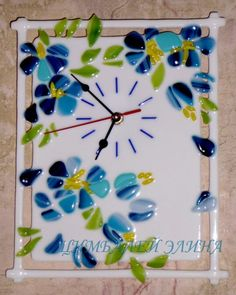 Часы Элины Цимбалей
