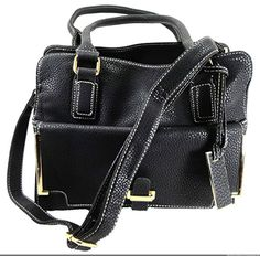 Concealment Gun Purse for Concealed Carry with Locking Zippers 8008BLACK Roma Leathers http://www.amazon.com/dp/B014GC75SM/ref=cm_sw_r_pi_dp_oOahwb1607BCW