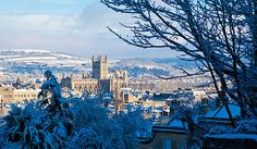 A Jane Austen Christmas - A tour featuring Winchester and Bath