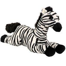 Kids' Stick Horses - Animal Alley 15 inch Zebra  Black and White ** You can find more details by visiting the image link.