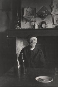 Henri Cartier-Bresson. Wine Grower of Touraine, France. 1946