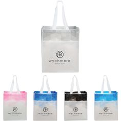 Gradient Laminated Non-Woven Tote Children In Need, Branded Bags, How To Apply, Name Brand Handbags, Brand Name Purses