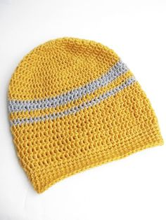 {Crochet Urban Slouchy Beanie}