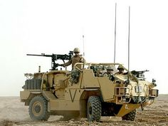 British army Jackal in action in Afghanistan. Probably best not to mess with it. Army Vehicles, Armored Vehicles, Military Weapons, Military Army, British Armed Forces, Afghanistan War, Iraq War, Military Equipment, British Army