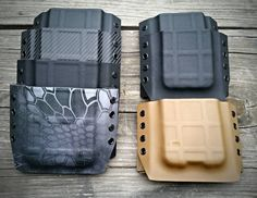 Phone Holster, Kydex Holster, Custom Holsters, Paracord Ideas, Love Gun, Iphone 4, Inventions, Fashion Backpack, Guns