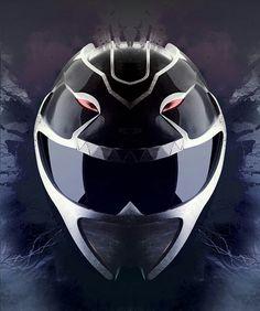 Power Rangers HyperForce | Black Coeus Cerberus Ranger Helmet Design #∆∆shani