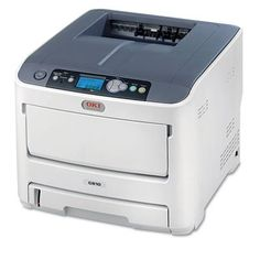 OKI Data C610N 34ppm LED Digital Color Printer (62433401)