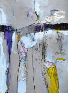 Dem Bones by Kara Barkved, mixed media Abstract Expressionism, Abstract Art, Abstract Paintings, Online Painting, Paintings Online, Mixed Media Artwork, Original Art For Sale, Collage, Illustrations