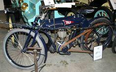1907 Yale Motorcycle