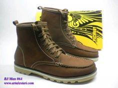 Sepatu Boots Pria Modis
