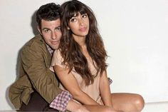Schmidt and CeCe. Surely I'm not the only one who LOVES THEM