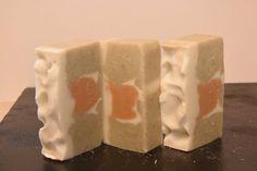 Citrus Cream Soap - Vanilla Soap - Almond Soap - Coconut Soap Bar - Natural Soap Bars - Handmade Soap Bars- Handmade Soap for Men-Gift Ideas Coconut Soap, Honey Soap, Essential Oils Soap, Organic Essential Oils, Palm Fruit Oil, Peppermint Soap, Organic Soap, Organic Oils, Relaxation Gifts