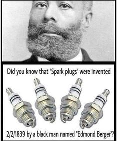 Black History Inventors, Black History Facts, Black History Month, Black Man Names, African American Inventors, Cultura General, History Education, Black Pride, African Diaspora