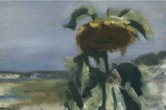 Edwin Walter Dickinson - Sunflower at Wellfleet (detail)
