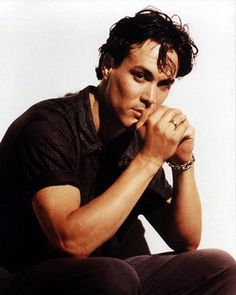 Brandon Lee...he died much too soon...  Brandon Lee 1965-1993. Died of a gunshot wound on March 31, 1993 after an accidental shooting on set of The Crow. Aged 28.