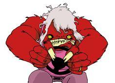 Mamá trasformada en Monstruo. Hora Pico, Joker, Anime, Fictional Characters, Monsters, City, Anime Shows, The Joker, Fantasy Characters