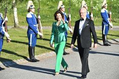 Dinner ahead of the wedding of Prince Carl Philip and Sofia Hellqvist