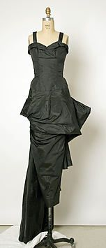 House of Balenciaga | Evening dress | French | The Met