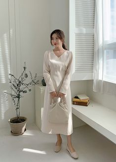 Korean Dress, Dress Ideas, Outfits, Dresses, Fashion, Dress, Vestidos, Moda, Suits