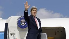 Kerry in India on three-day
