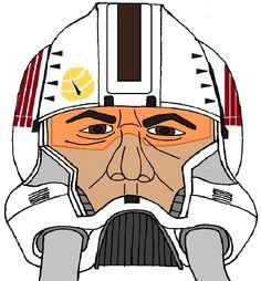 Clone Trooper Oddball's Helmet 3