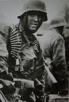 A German trooper
