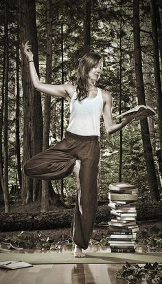 yoga can spark creativity - all the more reason to do it!