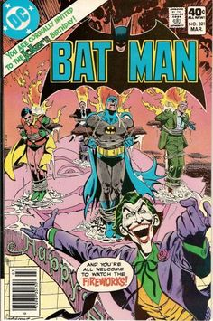 Batman #321 (José Luis García-López)