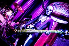 Skeleton Bassist. Sony Alpha 7R, Canon 50mm f/1.2 LTM. © Jim Fisher