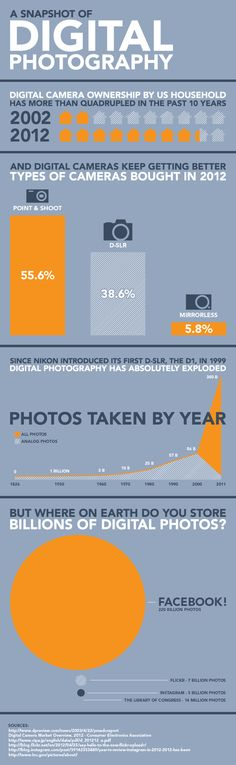 A Snapshot Of Digital Photography In The US. What Types Of Cameras Americans Are Using To Capture Digital Images. Viral Marketing, Guerilla Marketing, Social Marketing, Content Marketing, Digital Marketing, Kinds Of Camera, Types Of Cameras, Couple Photography Poses, Digital Photography