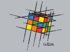 cubism title page - Google Search