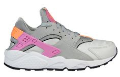 "Women's Sneakers :    Nike WMNS Air Huarache ""Atomic Orange & Red Violet""  - #Sneakers https://talkfashion.net/shoes/sneakers/womens-sneakers-nike-wmns-air-huarache-atomic-orange-red-violet/"