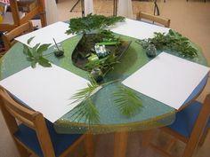 """Invitation to paint... from Karana Early Education Centre ("""",)"""