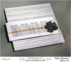 Karte von Gastdesignerin Hanna Herrmann mit dem Kartenkit AddOn September 2015 von www.danipeuss.de #cardmaking #kartenkit #dpSeptemberkit15 #danipeuss