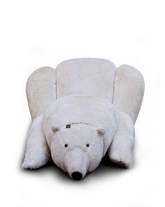 Visionnaire online shop - Bear chaise longue, white colour