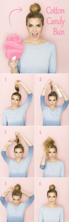 I am a topknot addict!
