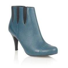 Lotus Bea ankle boots, Petrol