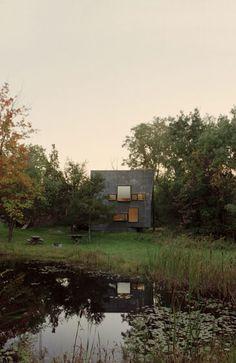 Steven Holl Architects - USA; Little Tesseract   (c) Bilyana Dimitrova