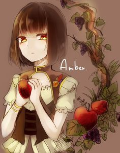 RWBY - Amber