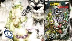 Rezension: Batman / TMNT! — Harte Schalen, dunkler Kerl! (DC und IDW Publishing)