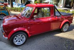 A Stunning Wide Arched Wednesday Mini Pickup up next folks!