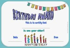 Birthday Certificate Templates Free Printable Best Sample Achievement Certificate Template  Flyers  Pinterest .