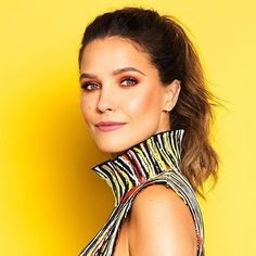 """If men could get pregnant the birth-control conversation would be incredibly different."" @sophiabush is serving up birth control realness on @cosmopolitan .com today  tap the link in bio rn for the full interview  Photo by @rubcha  via COSMOPOLITAN MAGAZINE OFFICIAL INSTAGRAM - Fashion Campaigns  Haute Couture  Advertising  Editorial Photography  Magazine Cover Designs  Supermodels  Runway Models"
