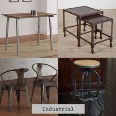 Monthly Obsession: Industrial Furniture | Overstock.com Blogs