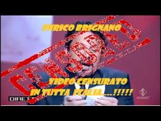 Enrico Brignano video censurato in tutta ITALIA    !!!!!
