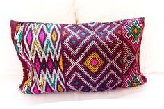 KILIM PILLOW | MOROCCAN Kilim Pillow | Vintage Kilim Cushion | 25.5.x16.5 by MoroccanMaison on Etsy