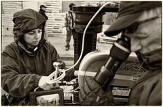 """The Wire"", Baltimore. Maryland film photographer."